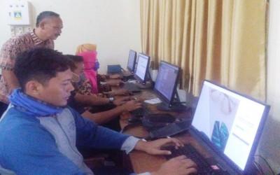 361 Peserta Didik Kelas XII Berhasil Selesaikan Ujian Sekolah Online di masa Pandemi COVID-19